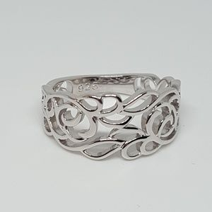 Jewelry - Sterling Silver Autumn Leaves